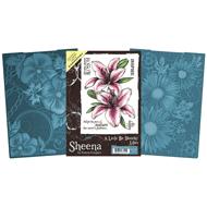 Sheena Douglass 3D Embossing Folders & Stamps