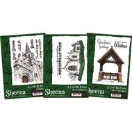 Sheena Douglass A Little Bit Festive Stamps