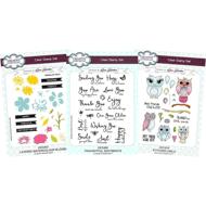Lisa Horton A5 Stamp Sets