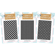 Crafti Background Stamps