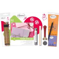 Calligraphy & Wax Seal Kits
