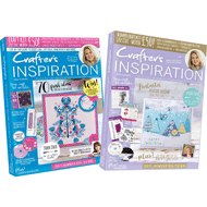 Crafter's Inspiration Magazine Craft Kits