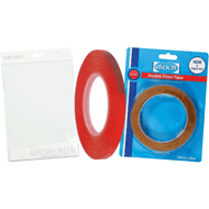 Double Sided Tape & Sheets