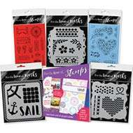 Hunkydory December Masks & Stamps