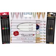 Glitter & Metallic Markers