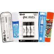 Glue Pens & Glue Sticks