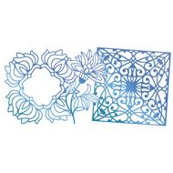 Bohemian Bouquet Hot Foil Stamps & Foils