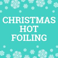 Christmas Hot Foiling