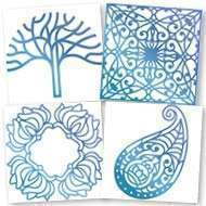 Ultimate Crafts Hotfoil Stamps