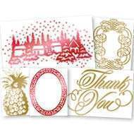 Couture Creations Hot Foil Stamps