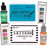 Ink and Ink Pads