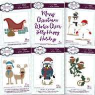 Stitched Christmas Collection