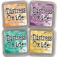 Distress Oxide Pads