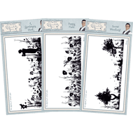 Silhouette Stamps