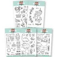 Neat & Tangled Stamps