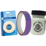 Stencil Tape & Masking Products