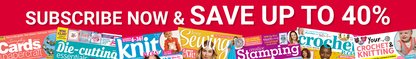 Subscribe to Papercraft Essentials magazine and save!